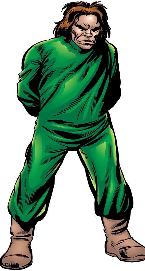 Mad Thinker (Marvel Comics)