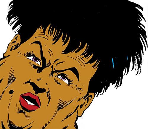 Madame Waxahachie (DC Comics) (Deadman)