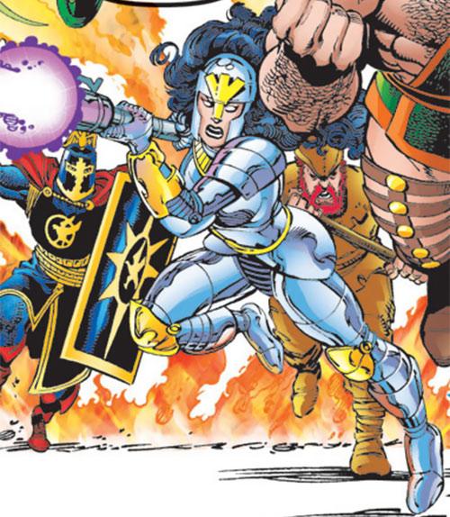 Magdalene of the Queen's Vengeance (Avengers enemy) (Marvel Comics)