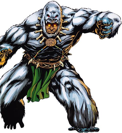 Man-Ape (Marvel Comics) (Black Panther character)