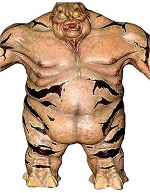 Mancubus (Doom video game) statuette