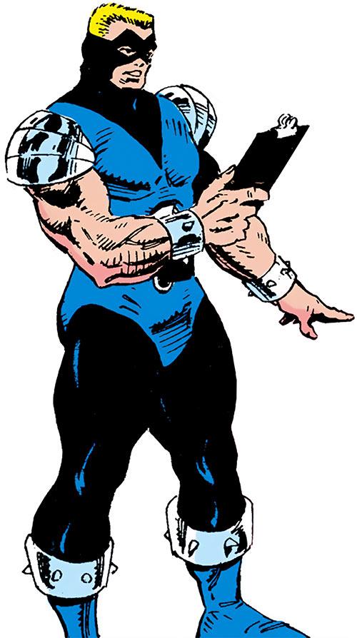 Mangler (Captain America enemy) (Marvel Comics)