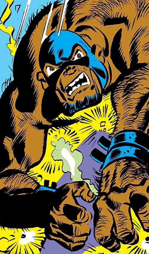 Mangler (Luke Cage enemy) (Marvel Comics)