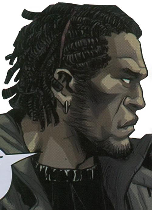 Manifold (Eden Fesi of the Secret Warriors) (Marvel Comics)
