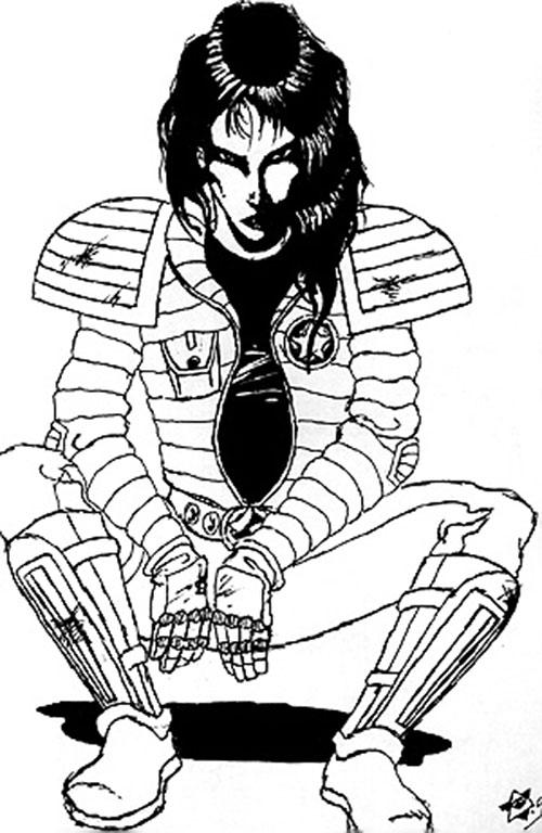 Marian Allon (Shadowrun DC Heroes RPG) (Lone Star)