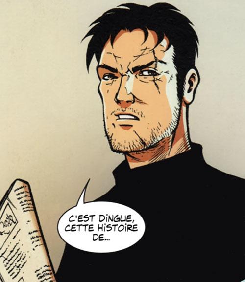 Masqué (bande dessinée, Ch. Lehman) - L'Optimum - Franck Braffort