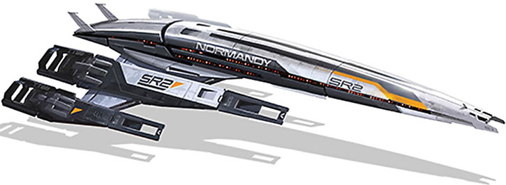 The Normandy SR2
