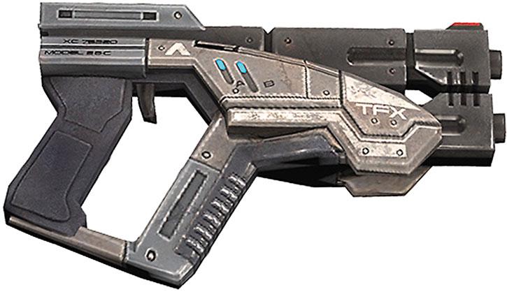 Predator pistol