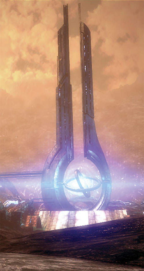 The Conduit in Mass Effect 1