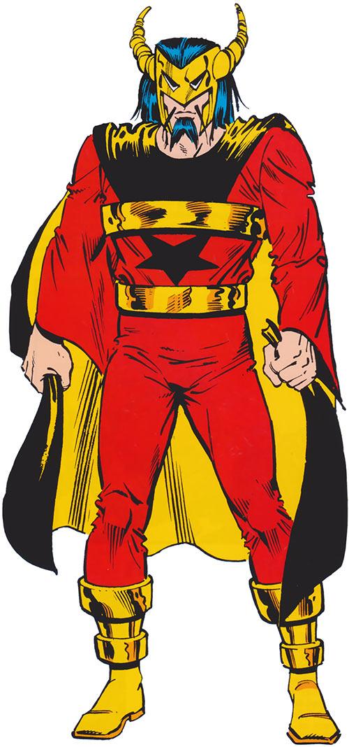Master Pandemonium (Avengers enemy) (Marvel Comics)