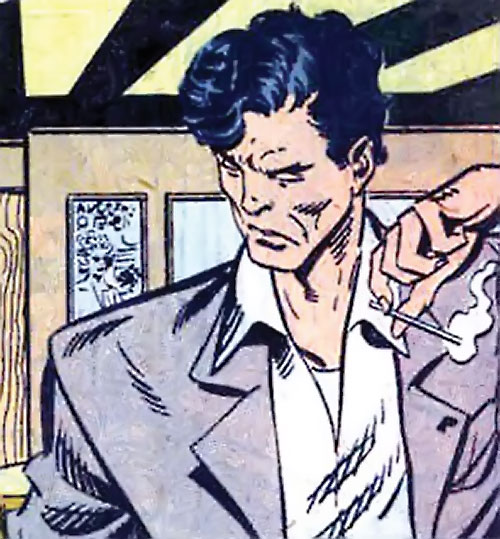 Master Pandemonium (Avengers enemy) (Marvel Comics) as a mortal