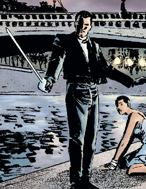 Matador II (Daredevil enemy) (Marvel Comics)