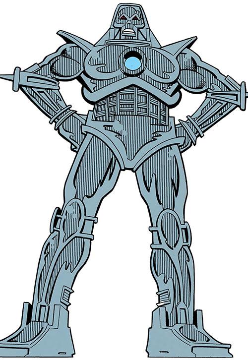 Matrix-Prime (Supergirl enemy) (DC Comics)