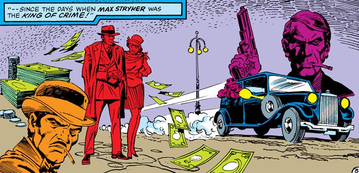 Max Stryker flashback recap