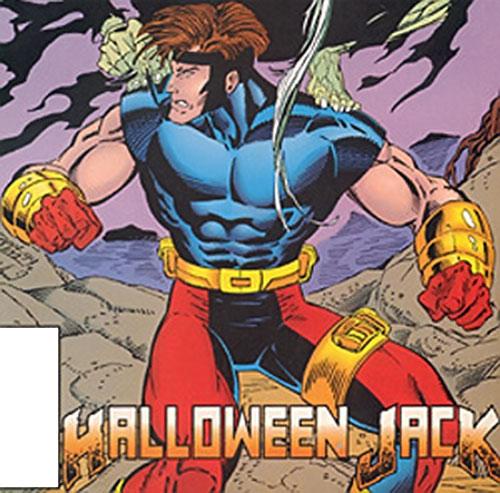 Meanstreak of the X-Men 2099 (Marvel Comics)