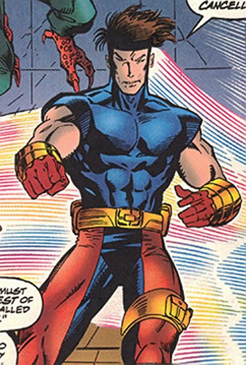Meanstreak of the X-Men 2099 (Henri Huang)