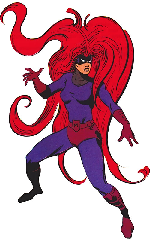 Medusa of the Inhumans (Marvel Comics) early look
