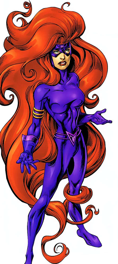 Medusa of the Inhumans (Marvel Comics) during the 2000s