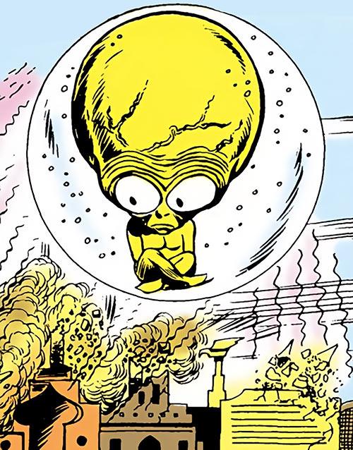 Meglaro (Legion of Super-Heroes enemy) (DC Comics)