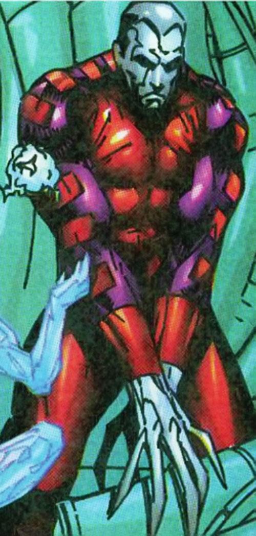 Mercury of Cerebro's X-Men (Marvel Comics)