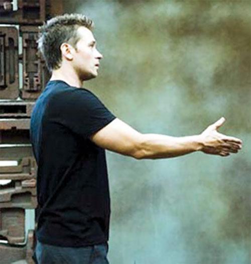 Michael Kenmore (Connor Trinneer in Stargate Atlantis)