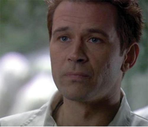 Michael Kenmore (Connor Trinneer in Stargate Atlantis) human face
