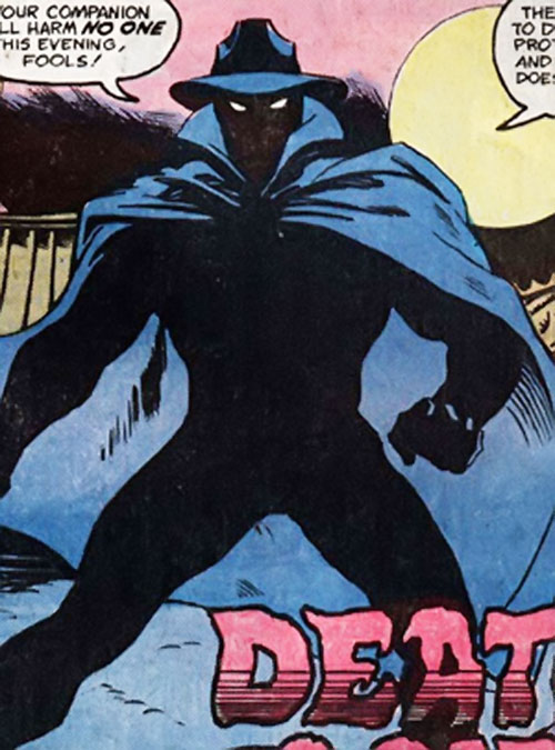 Midnight (M'Nai) (Master of Kung Fu Shang Chi enemy) (Marvel Comics)