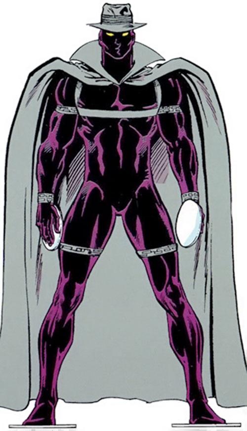 Midnight Sun from the Master Edition Marvel handbook