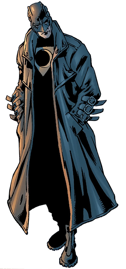Midnighter of the Authority (Wildstorm Comics) and the Doctor