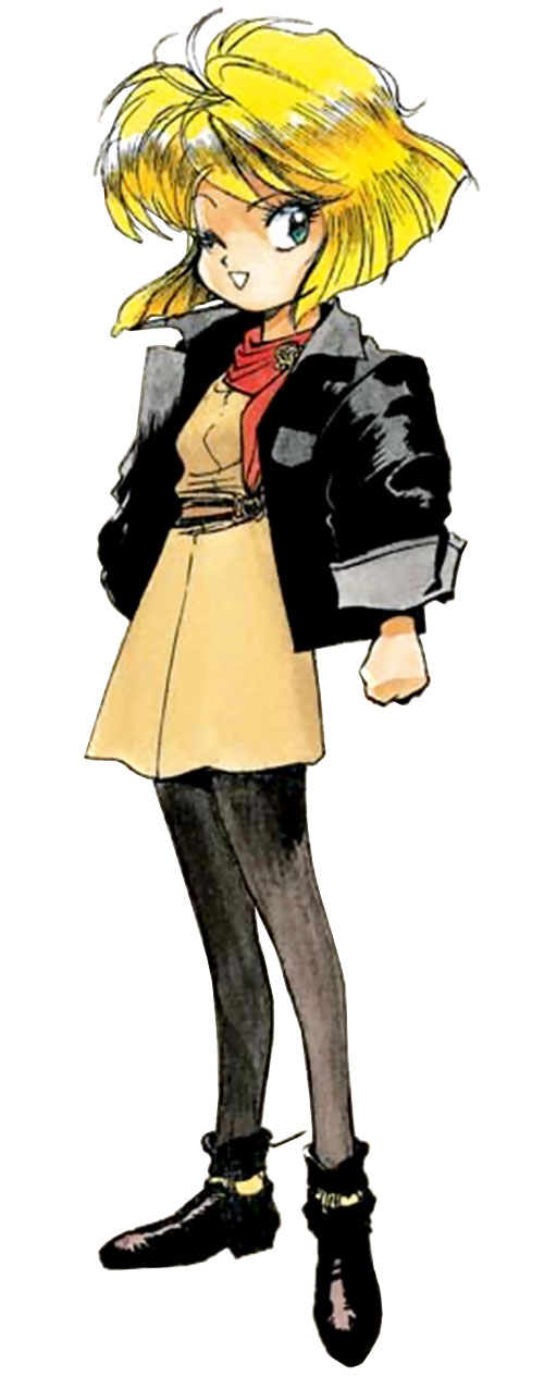 Minnie May Hopkins (Gunsmith Cats manga)