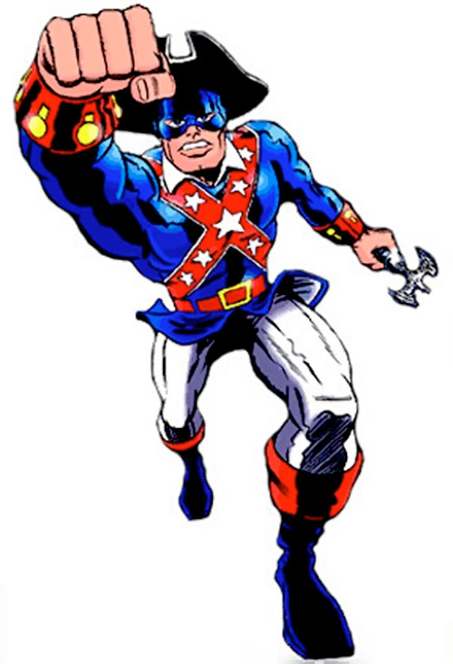 Minuteman (Freedom Force)
