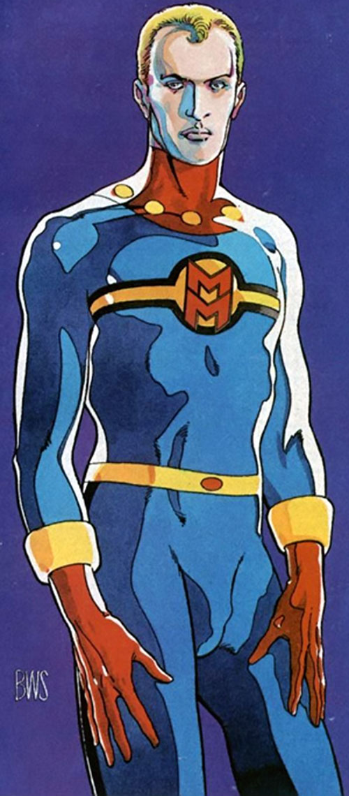 Miracleman by Barry Windsor-Smith