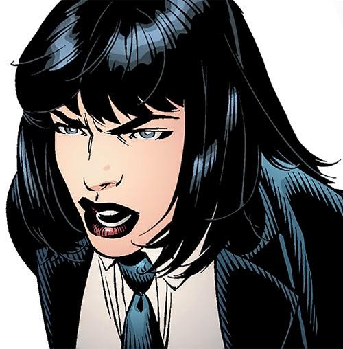 Miranda Zero of Global Frequency (Wildstorm Comics)