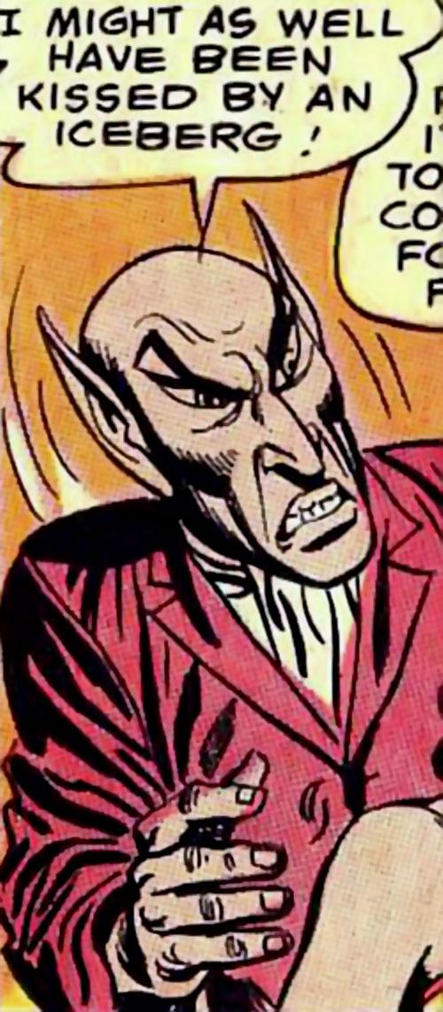Mister Gargoyle (Wonder Woman enemy) (DC Comics)