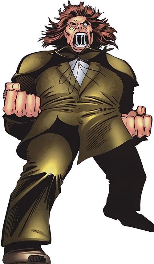 Mister Hyde (Marvel Comics)