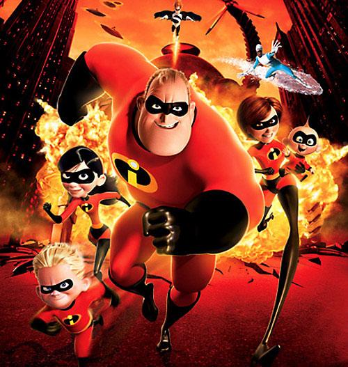 The Incredibles (Pixar)