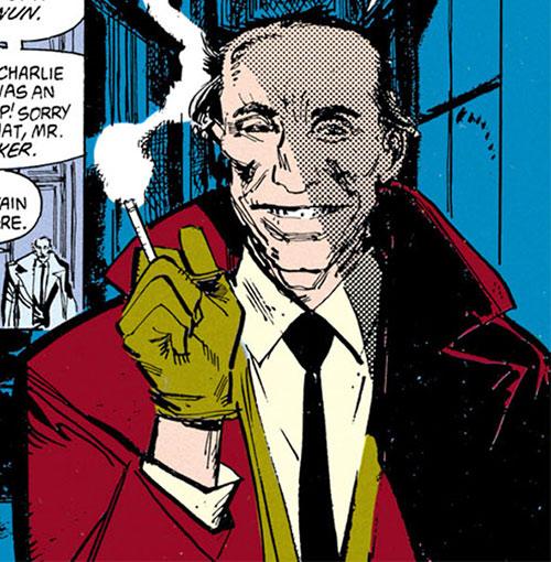 Mister Whisper (Batman enemy) (DC Comics Morrison)