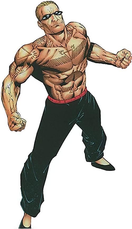 Mister X (Wolverine / Thunderbolts character) (Marvel Comics)