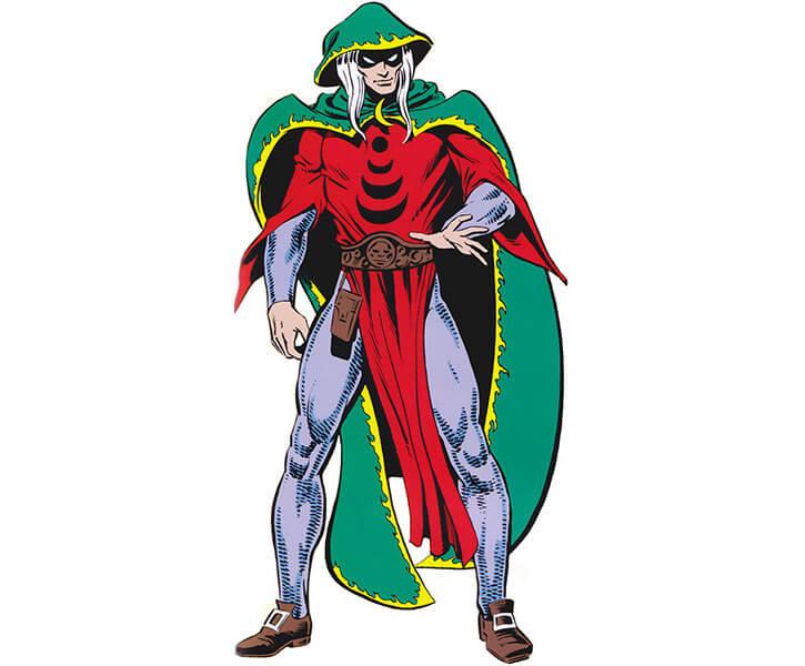Modred the Mystic (Marvel Comics) (Earliest appearances)