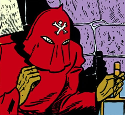 The Monk (Batman enemy)