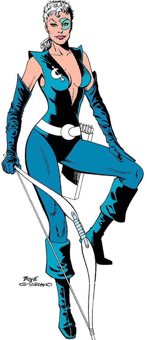 Moonbow (Firestorm character) (DC Comics)
