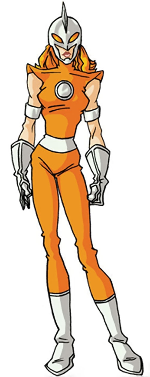 Moonstone (Avengers enemy classic) (Marvel Comics) by RonnieThunderbolts