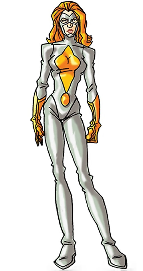 Moonstone / Meteorite of the Thunderbolts (Marvel Comics) by RonnieThunderbolts 9/9
