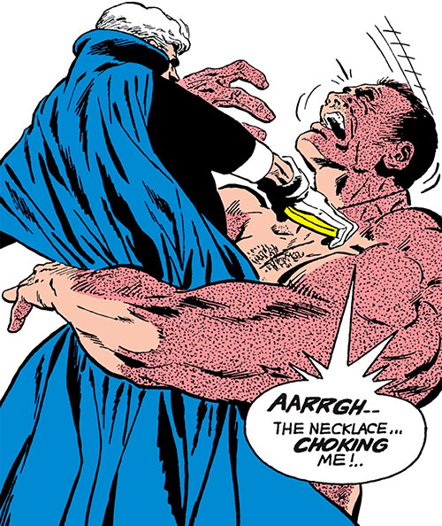 Morgg (Phantom Stranger enemy) (DC Comics)