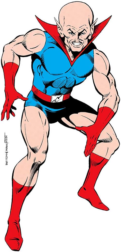 Multi-Man (DC Comics)