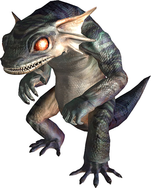 Fallout silver gecko