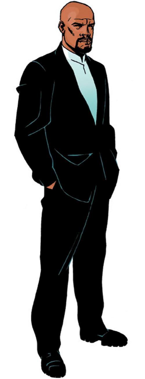 Inspector Nathan Kane (Ocean comic by Ellis)