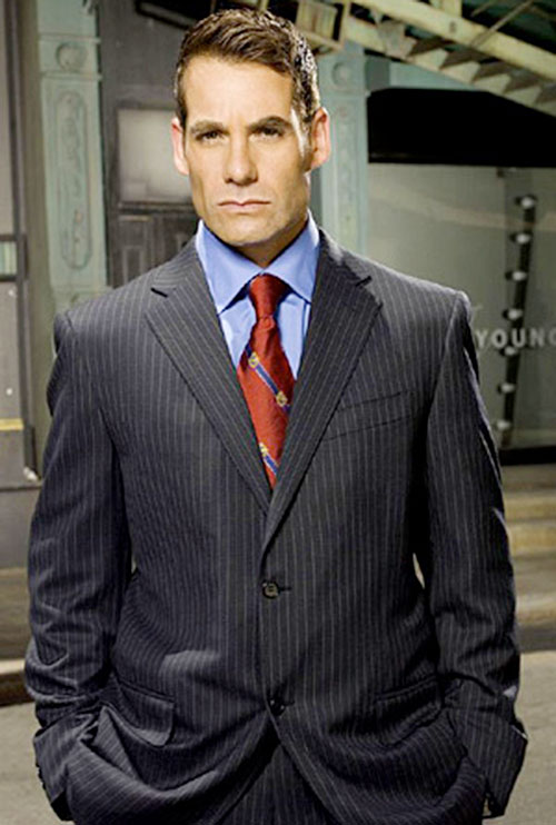 Nathan Petrelli (Adrian Pasdar in NBC's Heroes)
