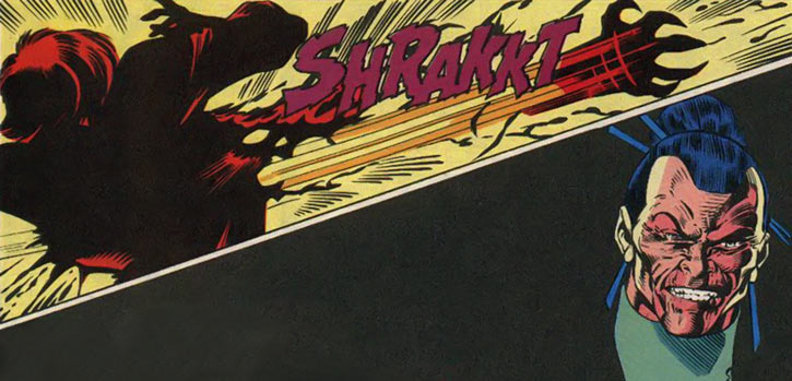 New Warriors (Marvel Comics) (Team Profile #2) Tai revealed
