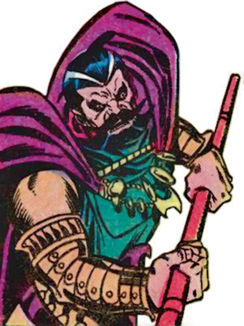 Nicholas Scratch (Marvel Comics)